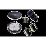 Конфорки ЭКЧ (ЕКЧ) КЭ (КЕ) и переключатели для бытовых электроплит