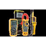 Приборы для измерения тока и напряжения, мультиметры, токовые клещи