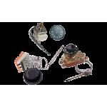Термостаты (Терморегуляторы), Термометры