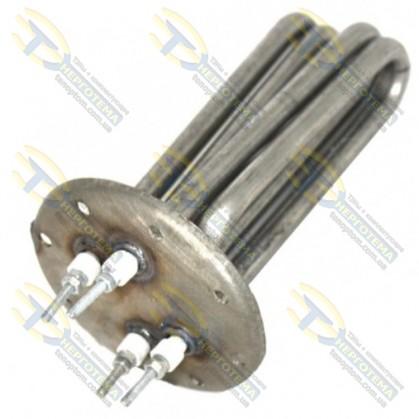 ТЭН для проточного водонагревателя Атмор (ATMOR) (2 ТЭНа) 5,5 кВт нерж.