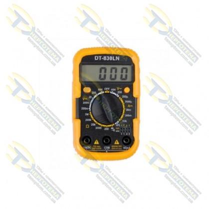Мультиметр (тестер) DT830LN цифровой