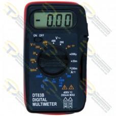 Мультиметр (тестер) DT83B цифровой