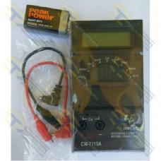 Измеритель ёмкости СМ-7115А
