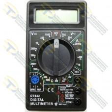 Мультиметр цифровой (тестер) DT832