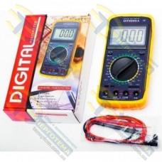 Мультиметр цифровой (тестер) DT9205А