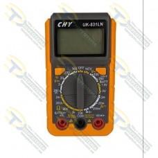 Мультиметр (тестер) UK-831LN цифровой