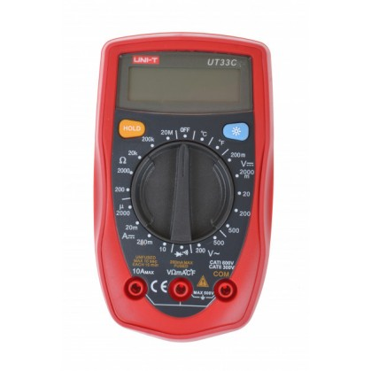 Мультиметр Uni-t UT33С цифровой