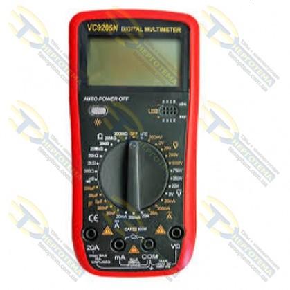 Мультиметр (тестер) VC-9205N