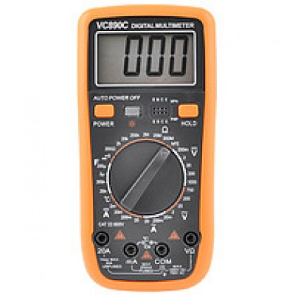 Мультиметр (тестер) VC890С цифровой