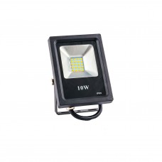Прожектор 10W 550Lm 6400K IP65 EVRO LIGHT ES-10-01 SMD