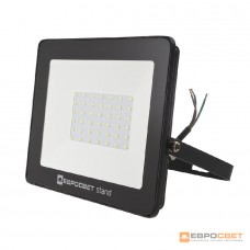 Прожектор 50W 6500K IP65 EVRO LIGHT EV-50-504 PRO-XL IP65