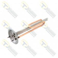 ТЭН для бойлера 1,5 кВт Ø92 медный изогн.
