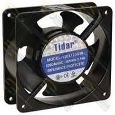 Вентилятор TIDAR (92х92х25мм, 220V, 0.1A)